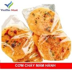 1 Gói cơm cháy mắm ớt (70g/gói 3 miếng) – ViettinMart, quy trình chế biến sạch, đảm bảo vệ sinh an toàn thực phẩm, hạn sử dụng 3 tháng, xuất xứ Việt Nam