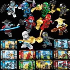 Đồ chơi Lego xếp hình lắp ráp SX3031-Ninja