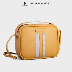 Túi đeo chéo nữ YUUMY Seasand YN102 kiểu dáng dễ thương có quai xách phù hợp đi học, đi chơi, dạo phố, da tổng hợp cao cấp