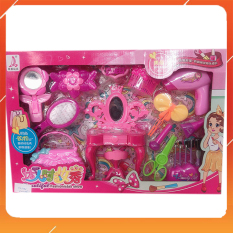 Đồ Chơi Noel – Bộ Bàn Trang Điểm – Đồ Chơi Trẻ Em Toy Mart