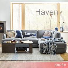 Ghế Sofa Góc L Haven