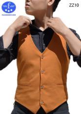 Áo gile nam, áo gi le cao cấp Facioshop ZG10