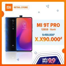 [Độc quyền sale 99] Điện Thoại Xiaomi Mi9T Pro (6GB/128GB) – Chip xử lý Snapdragon 855, Camera selfie Pop-up, Bộ 3 camera 48MP AI – Hàng chính hãng