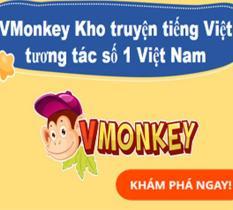 Vmonkey-truyện tranh tương tác số 1 Việt Nam – gói 1 năm sử dụng