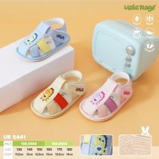 Dép tập đi cho bé mềm êm chân chống trượt UALA ROGO 5441 HÌNH KHỦNG LONG