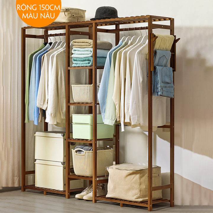 Tủ treo quần áo 150cm – M014-15