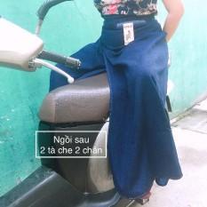 [HOÀN TIỀN NẾU VÁY NÀO ĐẸP HƠN] Váy chống nắng jean trơn VJ13 DÀY VÔ ĐỊCH,