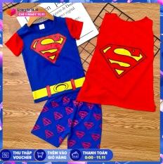Bộ Siêu Nhân Bay Cho Bé Trai – INBOX SHOP CHỌN MẪU HOẶC LẤY NGẪU NHIÊN – Bộ quần áo bé trai (8-24KG)