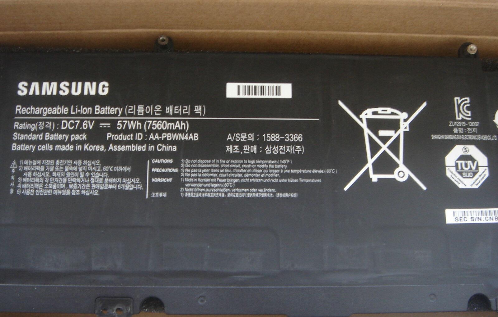 Pin(battery)Originals Laptop Samsung NP530 NP540(AA-PBWN4AB)Zin