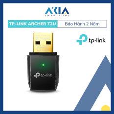 Bộ thu sóng Wifi TP-Link Archer T2U AC600,USB wifi tp-link usb archer T2U – Hàng Chính Hãng
