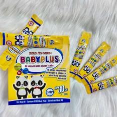 Siro Ăn Ngon Babyplus