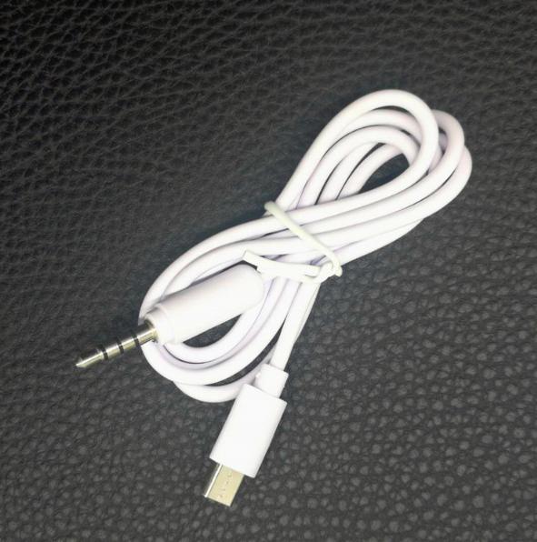 Jack Chuyển Từ Micro USB Sang 3.5 Dương, Dây Live C6, C7, C11