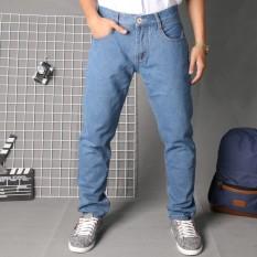 Quần jean ống suông vải dày SS61 shop SUN SUN chuyên quần jean nam