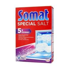 Muối rửa ly bát Somat Special Salt 1.2kg