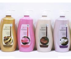 Sữa tắm SheNa 1200ml Malaysia, cải thiện da khô, dưỡng ẩm, giúp da trở nên mịn màng và trắng sáng