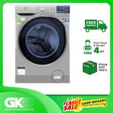 Máy giặt Electrolux Inverter 9 kg EWF9024ADSA lồng ngang, công nghệ Inverter tiết kiệm nước và điện năng, vận hành êm ái, bền bỉ – Bảo hành 24 tháng.