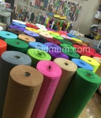 Vải nỉ dạ KT: 30*45cm, Combo 12, 18, 24, 36, 48, 60 màu làm đồ handmade, thủ công, craft (vải không dệt, felt).