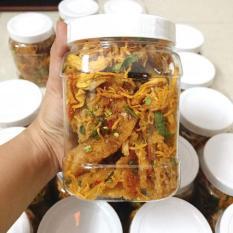 Combo 2 hũ Cơm Cháy lắc Khô Gà lá chanh (1kg) – Minimart