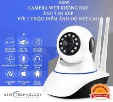 Camera An Ninh Wifi 2 Râu Xoay 360 Agiadep (Loại Tốt – Phần Mềm Camhi)