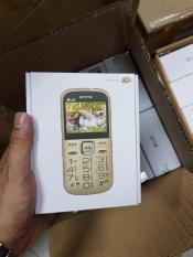 Điện thoại FPT BUK Care+ 2sim đo nhịp tim,bảo vệ cuộc sống dành cho người già