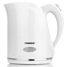 Ấm siêu tốc Tiross TS488 2.0L (Trắng)