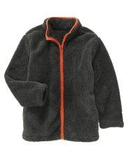 Áo khoác lông cừu Crazy8 34783 Sherpa Dark Grey (Xám đậm)