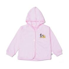 Áo khoác màu thêu F0243 Nanio (Hồng)