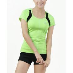 Áo thun thể thao cổ tròn Hiye – ATF046 (Chuối Neon)