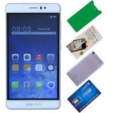 Arbutus Ar7 Plus 8GB ( Vàng hồng ) + 1 Dán màn hình + 1 ốp lưng + 1 Cường lực + 1 SIM 3G/Nghe gọi Vinaphone – Hàng nhập khẩu