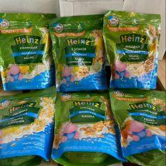 (Date 2021) Bột ăn dặm Heinz 200g vị lúa mì bí đỏ 5m+, cam kết hàng đúng mô tả, chất lượng đảm bảo, an toàn đến sức khỏe của trẻ