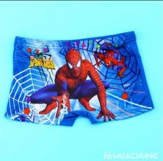 Sét 5 quần chip đùi siêu nhân nhện cho bé trai 8-23kg