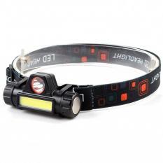 Đèn pin đội đầu bỏ túi Q5 3 tính năng