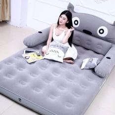 giường hơi hình thú tặng kèm bơm điện 160*200CM