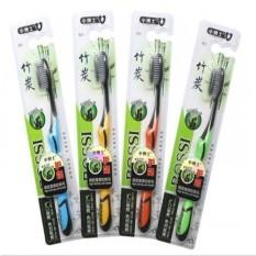 Combo 10 cái bàn chải đánh răng Hàn Quốc làm từ than hoạt tính LẺ GIÁ SỈ TOÀN QUỐC 789