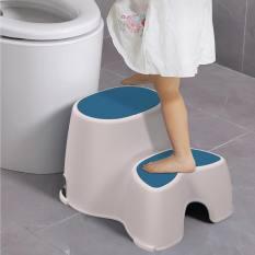 Ghế kê chân toilet, bồn cầu cho bé khi đi vệ sinh Holla – Ghế bậc thang cho bé