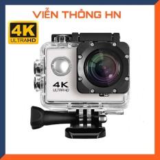 Camera hành trình chống nước chống rung 4K 16M kết nối wifi ( goplus cam) góc quay 170 độ – camera hành động xe máy phượt gắn mũ bảo hiểm