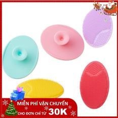 Miếng Rửa Mặt Silicon Siêu Mềm LD03 Chichi,cọ rửa mặt cầm tay cute, chất liệu silicon an toàn thích hợp với mọi loại da.