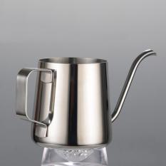 Ấm pha cà phê inox CÓ NẮP pour over drip đủ size
