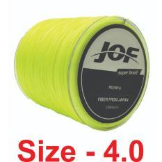 Dây Siêu Bền – Super PE – JOF – 500M – X4