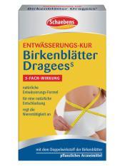 Thuốc giảm cân giúp giảm cân nhanh và thanh lọc cơ thể Birkenblatter Dragees , 35 viên