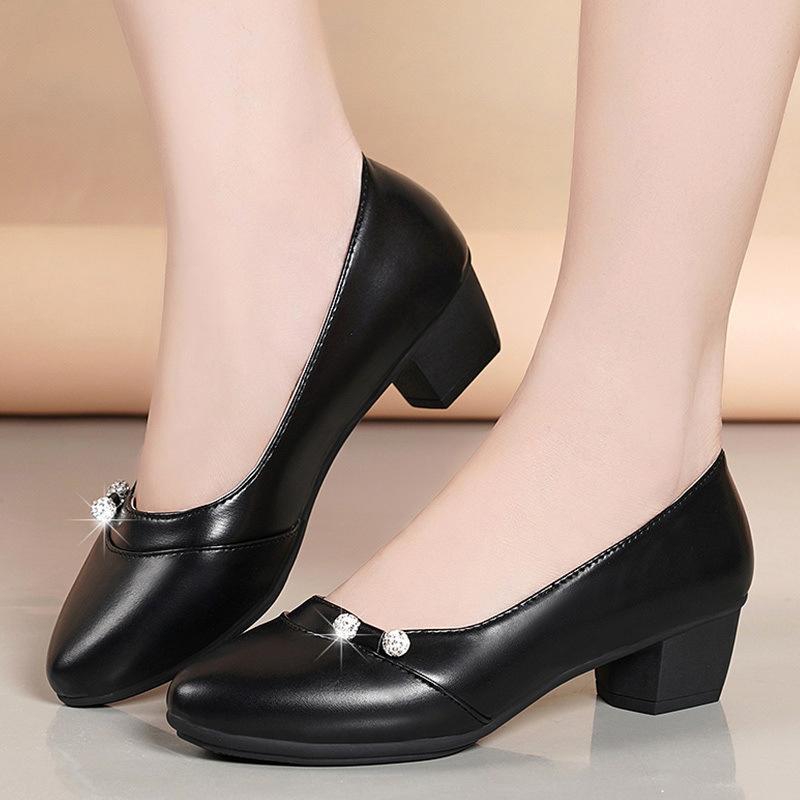 Giày Búp Bê Đế 3cm - Hàng VNXK - VINA GIÀY VIỆT