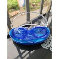 Kính Bơi COOSA CA7100 Tráng Gương Chống Tia UV Chống Nước Chống Mờ + Tặng 2 Bịt Tai Silicon
