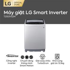 Máy giặt LG Smart Inverter T2553VS2M 13.5kg – Hàng phân phối chính hãng