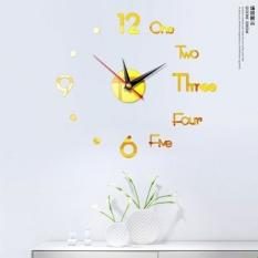 [15 MẪU] Đồng hồ dán tường DIY 40×40 + Pin, số & chữ tiếng anh – Đồng hồ treo tường – Nhiều mẫu – DH76