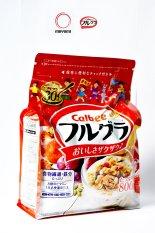 [DATE 01/2022] Ngũ cốc trái cây Frugra Calbee Nhật Bản 800g