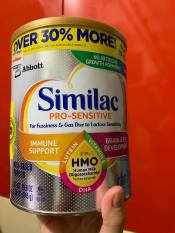 Similac Pro-Sensitive 845g 0-12 tháng date 10/2022