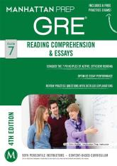 GRE Reading Comprehension & Essays (Manhattan Prep GRE Strategy Guides) Fourth Edition
