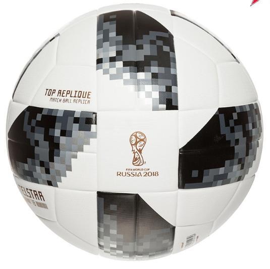 Bóng đá số 5 World Cup cao cấp Tặng túi lưới + Kim bơm