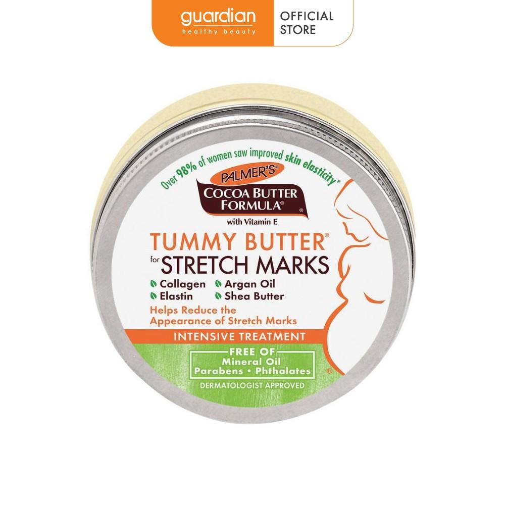 Bơ đậm đặc ngừa rạn da Palmer's Tummy Butter for Stretch Marks 125g