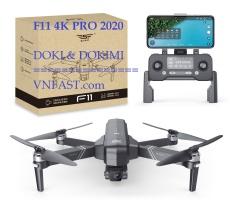 Flycam F11S 4k – F11 4K Pro – gimbal 2 trục và eis chống rung điện tử